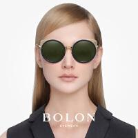 暴龙太阳镜女 时尚复古萌系少女感猫眼墨镜太阳镜BL6012