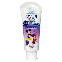 狮王(lion)牙膏米奇小童用牙膏 葡萄味 60g