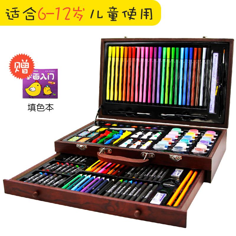 儿童水彩笔套装幼儿园72色画画笔小学生36色彩色笔可水洗套装 发货周期:一般在付款后2-90天左右发货,具体发货时间请以与客服协商的时间为准