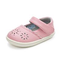 童鞋夏新款女宝宝凉鞋婴儿学步鞋幼儿公主凉鞋