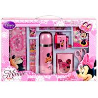 迪士尼(Disney)DM0009-5B文具礼盒套装/小学生学习用品套装/生日礼包12件豪华大礼包粉红 当当自营