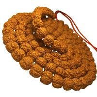 小金刚菩提子108颗 印尼大小金刚原籽男女士佛珠手串项链