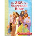 【预订】The 365-Day Storybook Bible, Padded: 5-Minute Stories f