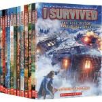 英文原版儿童小说 I Survived 幸存者系列 11-18 8册 7-10岁适合 灾难历史求生 求生指南