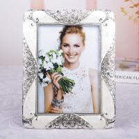 复古奢华欧式相框摆台7寸6寸10创意婚纱照相片框加洗照片相架挂墙