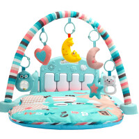 婴儿礼盒套装春夏新生儿用品满月礼物刚出生初生男女宝宝玩具
