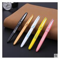 毕加索606男女士商务办公用金属签字笔学生用宝珠笔