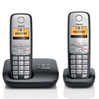 集怡嘉(Gigaset)原西门子电话机C510A 数字无绳答录来电显示数字电话机