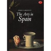 【预订】The Arts in Spain
