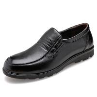苹果APPLE 2016新款商务皮鞋套脚鞋休闲鞋正装鞋 5290027