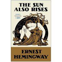 The Sun Also Rises 英文原版 太阳照常升起