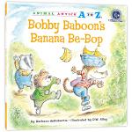 幼儿园里的26个开心果:一起分香蕉 Animal Antics A to Z : Bobby Baboon's Ban