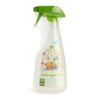 美国进口甘尼克宝贝BabyGanics玩具家具清洁杀毒除菌清洁液502ml