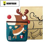 杯具熊 儿童书包幼儿园3-12岁 可爱卡通双肩背包 鹿