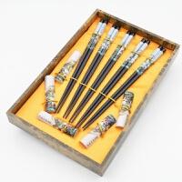 礼品筷子礼盒装中国风餐具出国小礼物中国特色工艺品