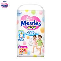 [当当自营]花王 日本原装进口 婴儿拉拉裤 加大号XL38片(适合12-22kg)