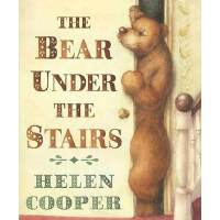 The Bear Under The Stairs 楼梯下的熊 ISBN 9780552558457