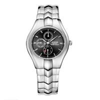 艾奇(EYKI)韩国精致防水表 三眼表盘手表 简约商务情侣表 男女手表1606