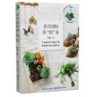 """【包邮】多肉植物新""""组""""张 JOJO 湖北科学技术出版社 9787535266026"""
