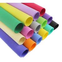 包邮儿童学生海绵纸 泡沫纸 手工纸卡压花纸 手工材料一包10张 40*50cm海绵纸