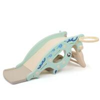 二合一周岁礼物1-6岁摇椅木马 摇马滑梯音乐玩具儿童摇马滑梯组合