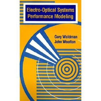 【预订】Electro-Optical Systems Performance Modeling 美国库房发货,通常付款后3-5周到货!