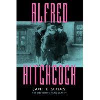 【预订】Alfred Hitchcock: A Filmography and Bibliography