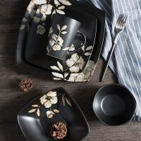 创意家用碗盘碟筷餐具套装