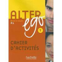 【预订】Alter Ego Cahier D'Activites 1: Methode de Francais