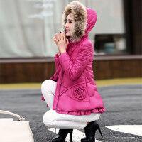 棉衣女短款PU皮棉袄冬装新款韩版修身加厚毛领棉服女潮