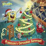 【预订】Plankton's Christmas Surprise! (Spongebob