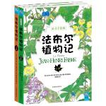 法布尔植物记(平装版,讲述植物一生的美丽故事!全2册)