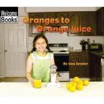 【预订】Oranges to Orange Juice