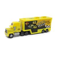 汽车合金车玩具车麦大叔货柜车运输车赛车玩具