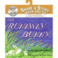 【预订】The Runaway Bunny [With CD (Audio)]