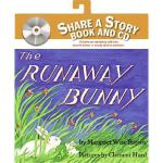 【预订】The Runaway Bunny [With CD (Audio)]