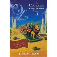 The OZ Complete Collection Volume 4 奥兹国故事集4(平装) ISBN9781442