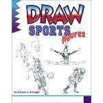 【预订】Draw Sports Figures