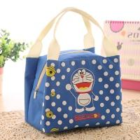 装奶瓶的包包 装奶粉奶瓶的手提包布艺包手提包女士小包便当包手拎饭盒 M