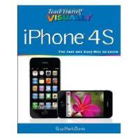 【预订】Teach Yourself Visually Iphone 4S
