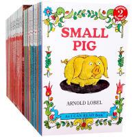 【全店900减300】进口英文原版I Can Read Level 2 第二阶段83本套装Arthur亚瑟 Amelia