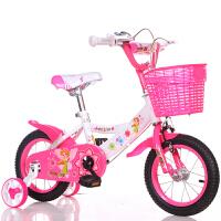 儿童自行车12/14/16/18寸3岁-9岁童车男女款小孩宝宝脚踏单车