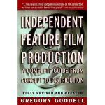 【预订】Independent Feature Film Production: A Complete