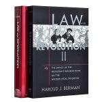 【中商原版】法律与革命 2册套装 英文原版 Law and Revolution Harold J. Berman 哈
