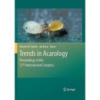 【预订】Trends in Acarology: Proceedings of the 12th