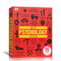 【全店300减100】DK 心理学百科图解 英文原版 The Psychology Book 精装全彩版 儿童阅读英语启
