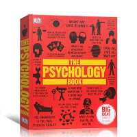 DK 心理学百科图解 英文原版 The Psychology Book 精装全彩版 儿童阅读英语启蒙读物 人类心里思想