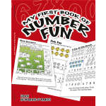 My First Book of Number Fun (【按需印刷】)