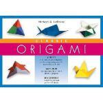 【预订】Classic Origami [With 98 Sheets of Origami Paper]
