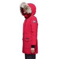 【当当海外购】CANADA GOOSE/加拿大鹅Trillium系派克大衣外套羽绒服 女款 Fusion Fit 亚洲